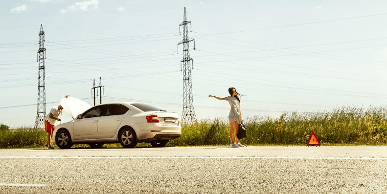 BILFORSIKRING FOR UNGE: Du kan enkelt få en billig bilforsikring, selv om du er under 25 år.