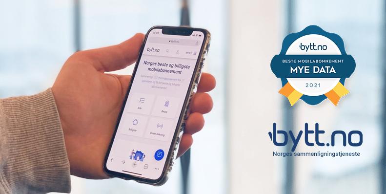 På det norske mobilmarkedet finnes det over 200 mobilabonnementer, og prisene kan variere med 500 kr i måneden. Bytt.no hjelper deg å velge riktig.
