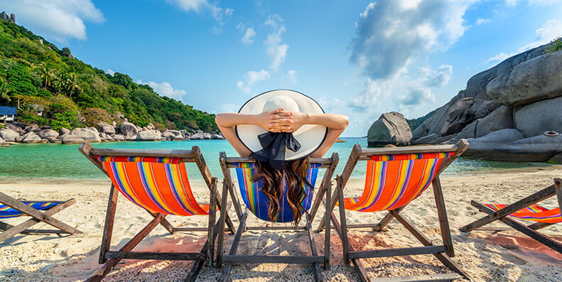 Skal du til utlandet? Da kan en reiseforsikring være en god trygghet å ha.