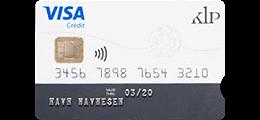 Les 1 omtale om KLP kredittkort