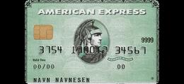 Les 3 omtaler om American Express Green Card
