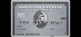 Les 8 omtaler om American Express Platinum Card