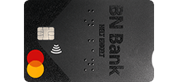 Les 1 omtale om BN Bank kredittkort
