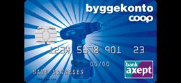 Les 1 omtale om Coop Byggekonto kredittkort