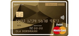 Les 1 omtale om Danske Bank Gold kredittkort