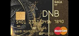 DNB Saga Gull MasterCard har totalt 3 omtaler omtaler og erfaringer på Bytt.no
