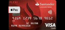 Les mer om Flexi Visa og sammenlign det mot de beste kredittkortene på markedet