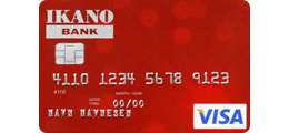Ikano Visa har totalt 1 omtale omtaler og erfaringer på Bytt.no