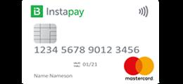 Instapay Mastercard har totalt 1 omtale omtaler og erfaringer på Bytt.no