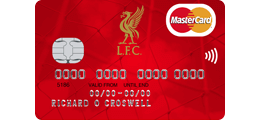 Les 1 omtale om Liverpool FC MasterCard
