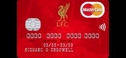 Liverpool FC MasterCard har totalt 1 omtale omtaler og erfaringer på Bytt.no