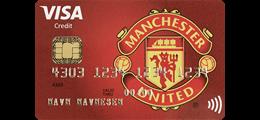 Les 1 omtale om Manchester United Visa
