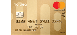 Nordea Gold MasterCard har totalt 2 omtaler omtaler og erfaringer på Bytt.no