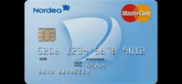 Les 1 omtale om Nordea Privat MasterCard