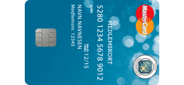 Les 1 omtale om NSF MasterCard