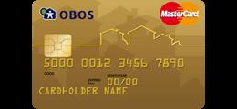 OBOS MasterCard har totalt 1 omtale omtaler og erfaringer på Bytt.no