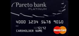 Pareto Bank Platinum kredittkort har totalt 1 omtale omtaler og erfaringer på Bytt.no