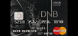 Les 3 omtaler om DNB Saga Platinum MasterCard