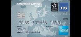 SAS EuroBonus AmEx Classic har totalt 1 omtale omtaler og erfaringer på Bytt.no