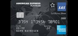 Les 4 omtaler om SAS EuroBonus AmEx Platinum