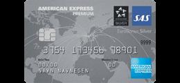 Les 1 omtale om SAS EuroBonus AmEx Premium