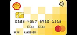 Les mer om Shell MasterCard og sammenlign det mot de beste kredittkortene på markedet