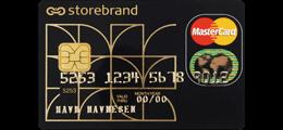 Les 1 omtale om Storebrand MasterCard Black