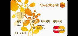 Les 1 omtale om Swedbank MasterCard
