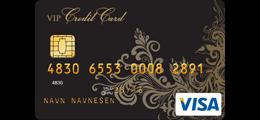Les 2 omtaler om VIP Credit Card